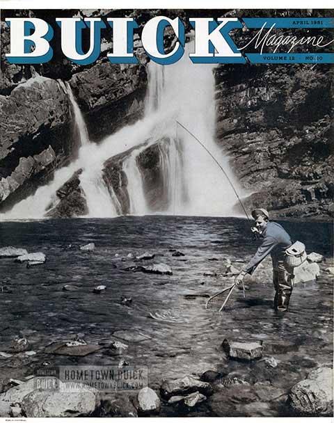 Buick Magazine April 1951