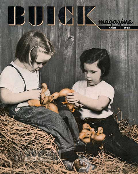 Buick Magazine April 1952