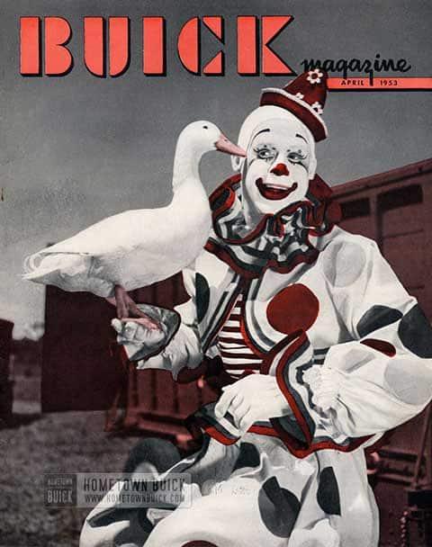 Buick Magazine April 1953