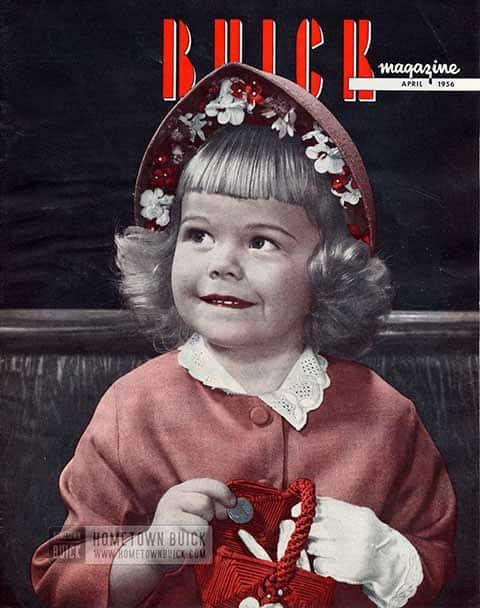 Buick Magazine April 1956
