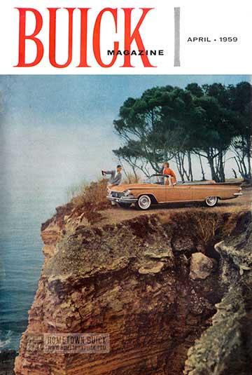 Buick Magazine April 1959