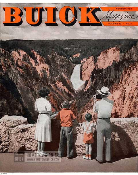 Buick Magazine August 1950