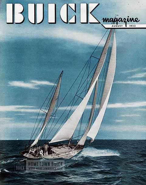 Buick Magazine August 1953