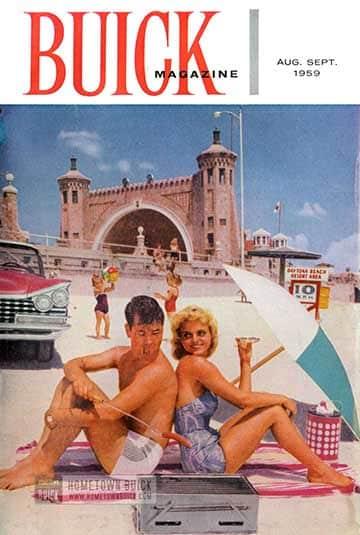 Buick Magazine August, September 1959