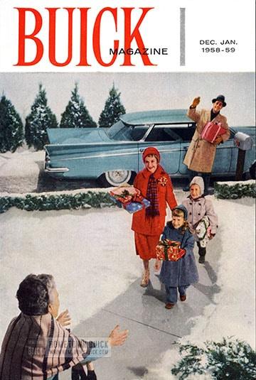Buick Magazine December 1958 & January 1959