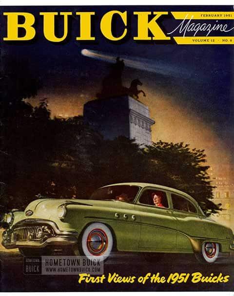 Buick Magazine February 1951