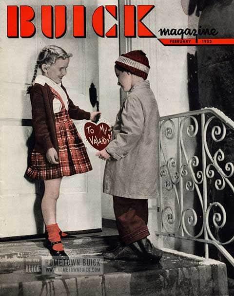 Buick Magazine February 1953