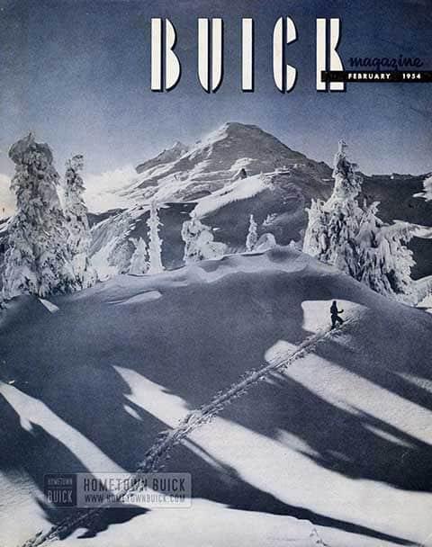 Buick Magazine February 1954