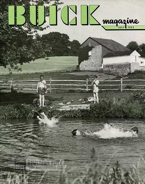 Buick Magazine July 1952