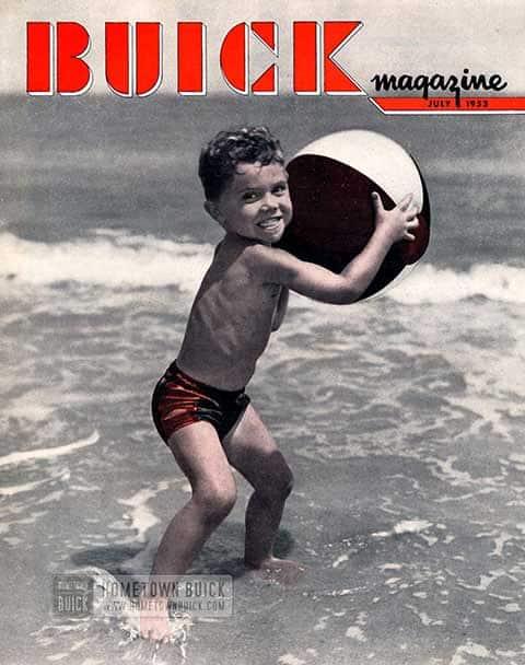 Buick Magazine July 1953