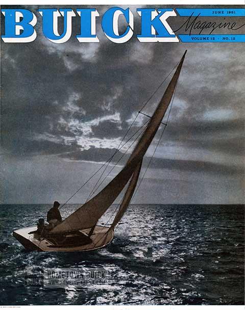 Buick Magazine June 1951