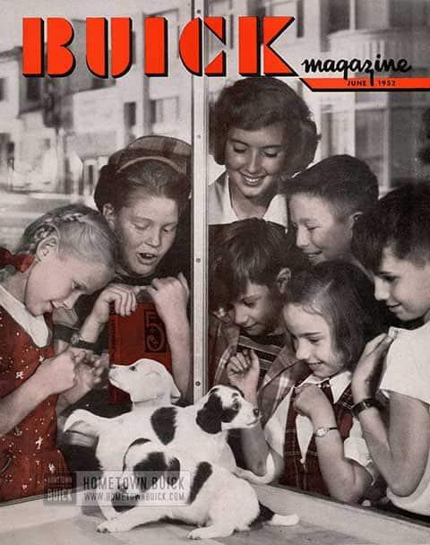 Buick Magazine June 1952