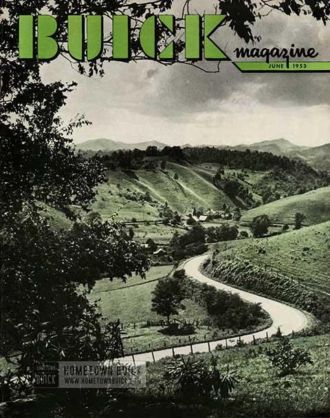 Buick Magazine June 1953