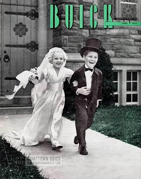 Buick Magazine June 1955