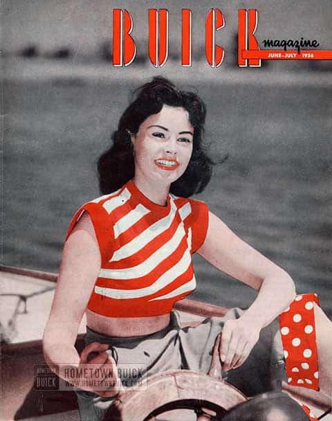 Buick Magazine June, July 1956