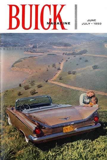 Buick Magazine June, July 1959