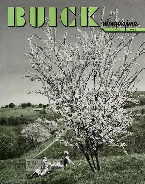 Buick Magazine May 1952
