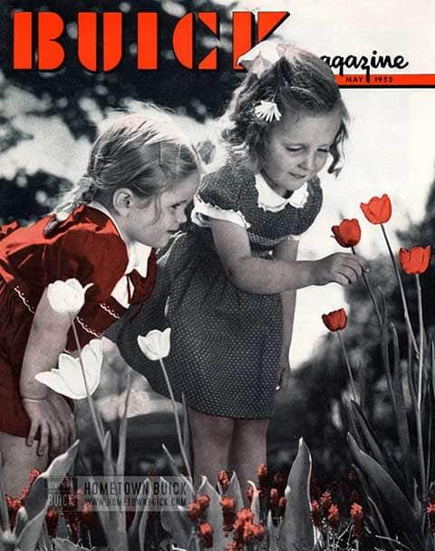 Buick Magazine May 1953