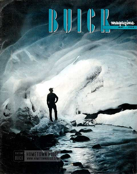 Buick Magazine May 1954