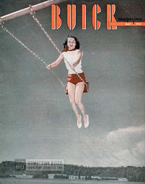 Buick Magazine May 1955
