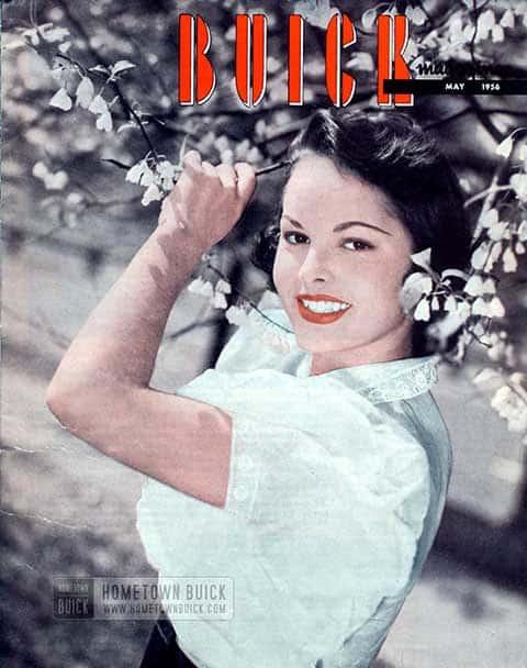 Buick Magazine May 1956
