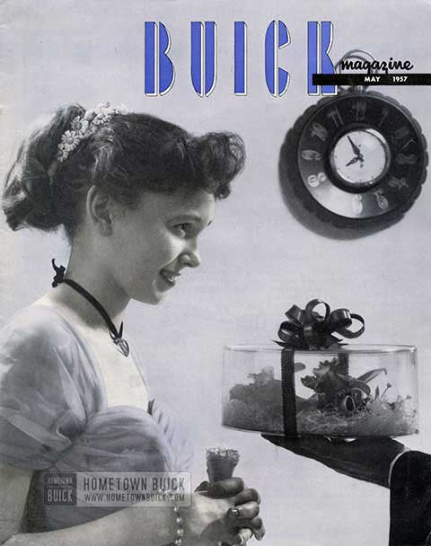Buick Magazine May 1957