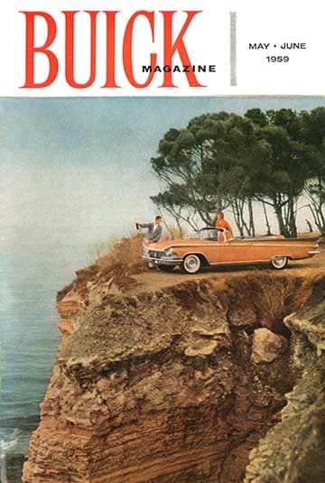 Buick Magazine May, June 1959