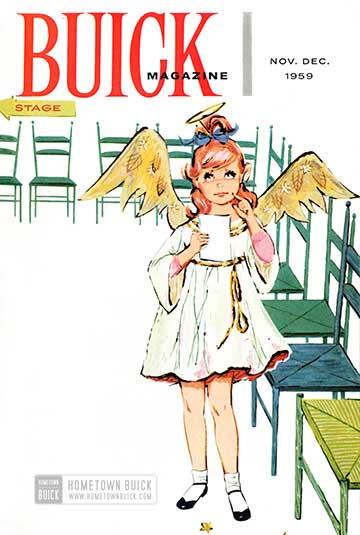Buick Magazine November, December 1959