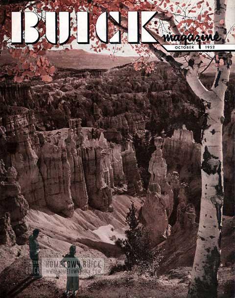 Buick Magazine October 1952