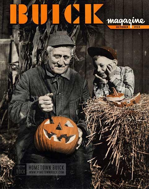 Buick Magazine October 1953