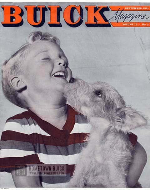Buick Magazine September 1951