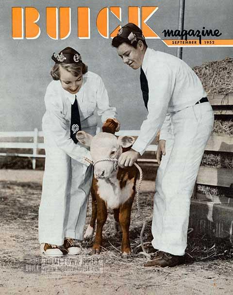 Buick Magazine September 1952