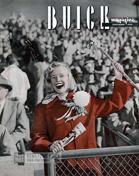 Buick Magazine September 1955