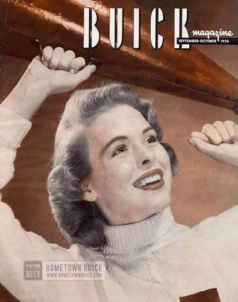 Buick Magazine September, October 1956