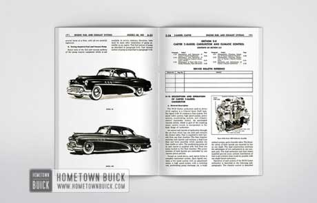 1952 Buick Shop Manual - 04