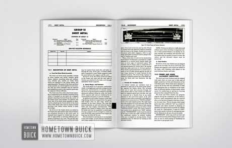 1952 Buick Shop Manual - 05