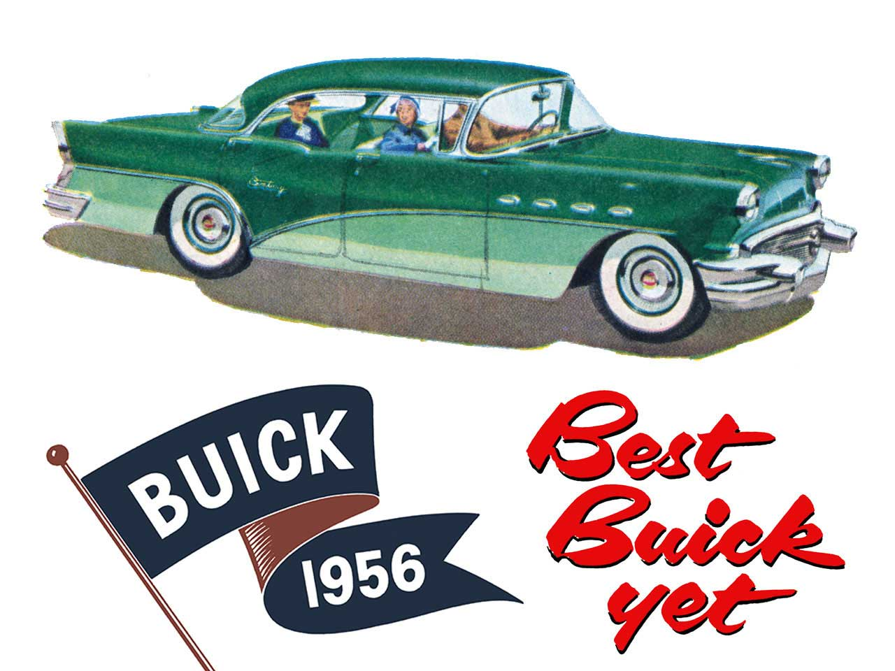 1956 Buick - Best Buick yet