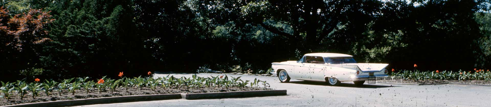 1959 Buick Banner