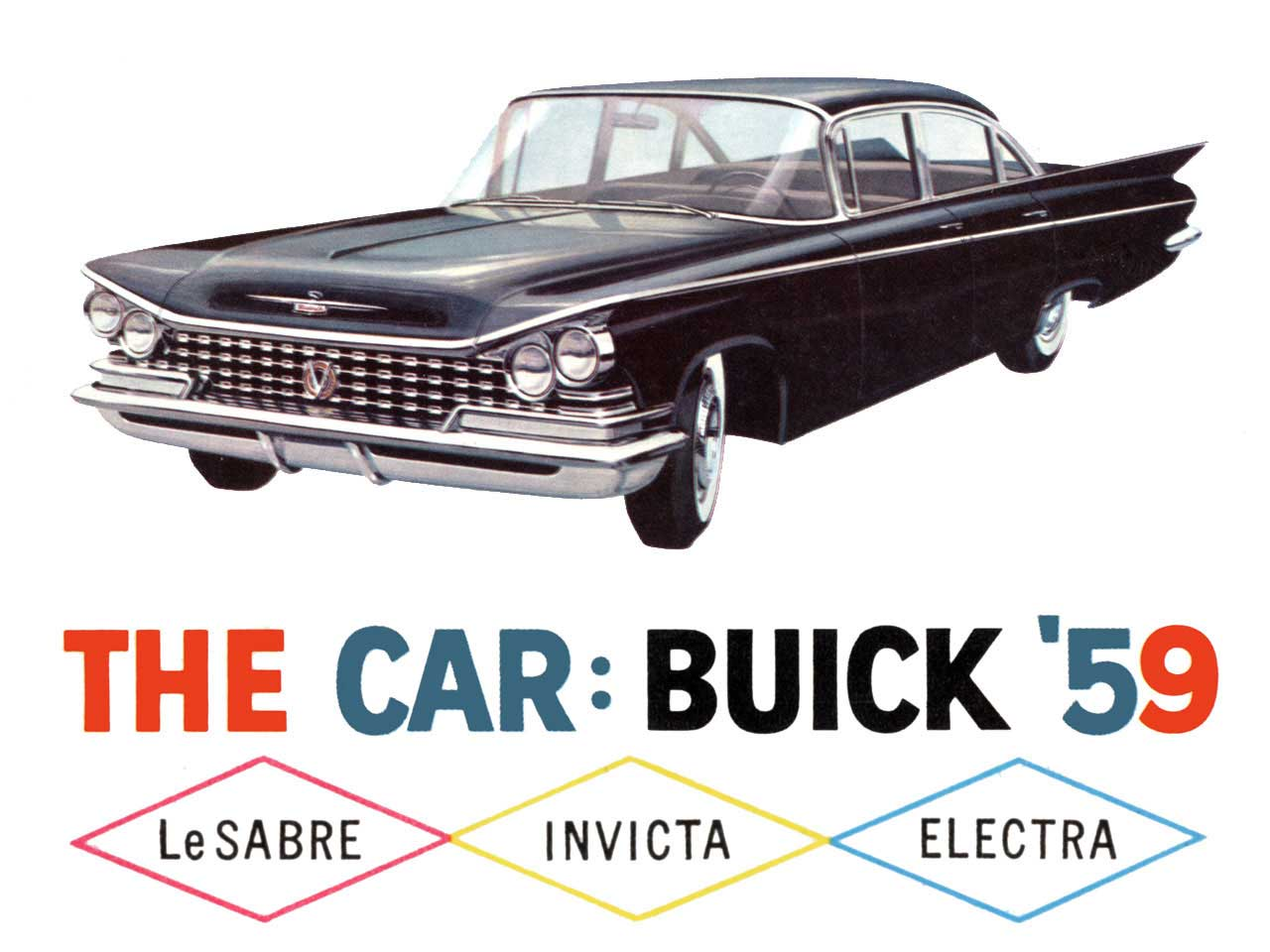 1959 Buick - The Car - Buick 59