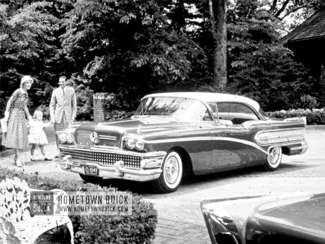 1958 Buick Registry