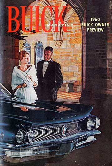 Buick Magazine October 1959