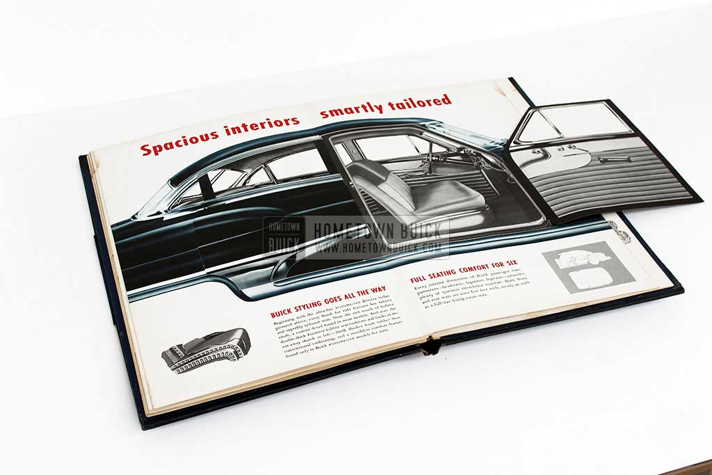 1951 Buick Showroom Album (big) 11