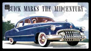 1950 Buick Wallpaper 02