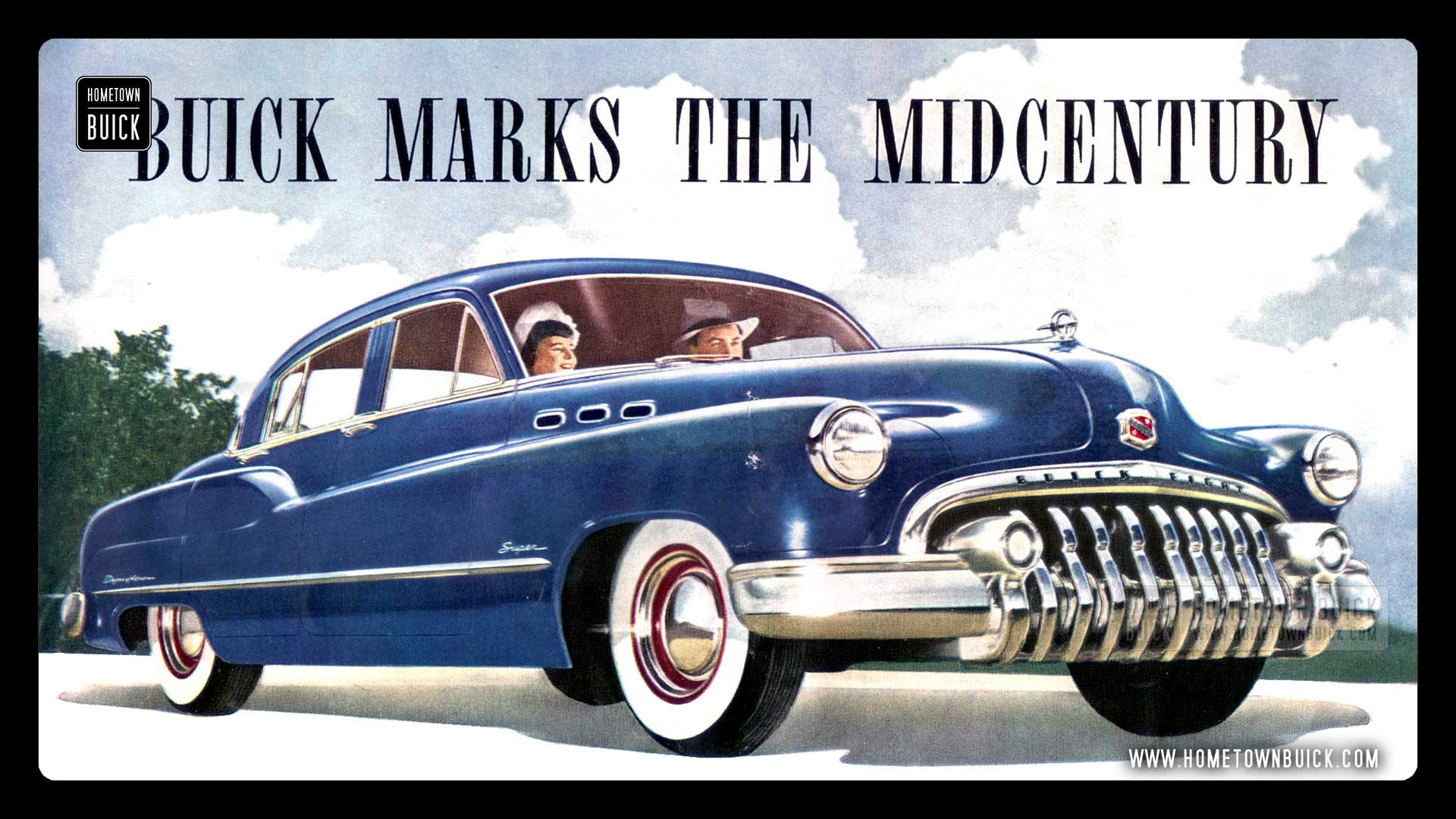 Buick Wallpaper - Hometown Buick