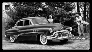 1951 Buick Wallpaper 01