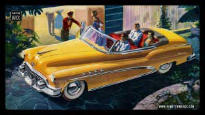 1952 Buick Wallpaper 02