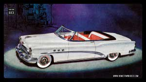 1953 Buick Wallpaper 02
