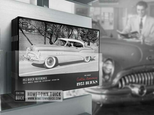 1953 Buick Reference Book 01