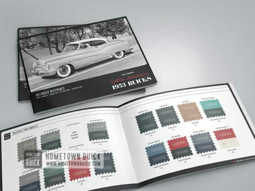 1953 Buick Reference Book 08