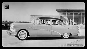 1954 Buick Wallpaper 01